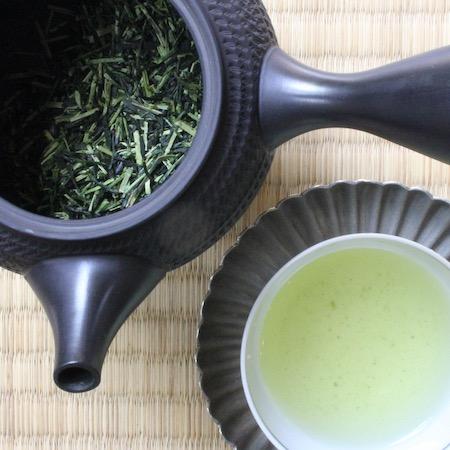 雁ヶ音(くき茶)