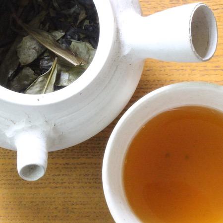 京番茶(炒り番茶)