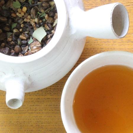 野草茶・麦茶